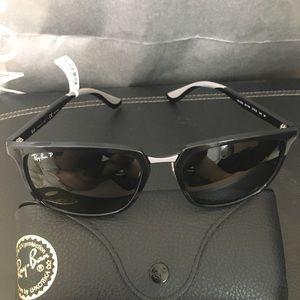 55a64858ae Ray-Ban Accessories - Ray Ban RB 4303 601 9A Polarized Sunglasses. BNWT